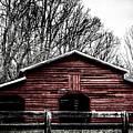 Red Barn by Chris Jones