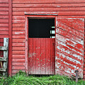Red Barn Door by Tatiana Travelways