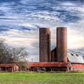 Red Barn II by Michael Taylor