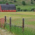 Red Barn by Joan McDaniel