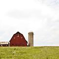 Red Barn by Meg Porter