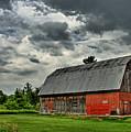 Red Barn by Tim Wilson