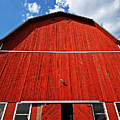 Red Barn by Ty Helbach