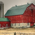 Red Barn11 by Rick Couper