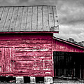 Red Barns At Windsor Castle by Williams-Cairns Photography LLC