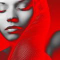 Red Beauty  by Naxart Studio
