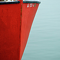Red Boat by Charles Harden