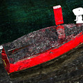 Red Boat by Rick Mosher