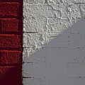 Red Brick White Brick by Robert Ullmann