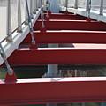 Red Bridge by Jennifer Lauren