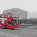 Red Buss In London by Arild Lilleboe