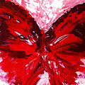Red Butterfly by Patricia Awapara
