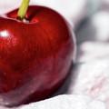 Red Cherry by Nannie Van der Wal