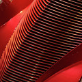 Red Classic Car Details by Oleksiy Maksymenko