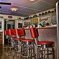 Red Cottage Restaurant by Edward Sobuta