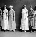 Red Cross Corps, C1920 by Granger
