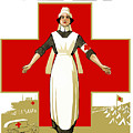 Red Cross Nurse - Help by War Is Hell Store
