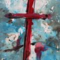Red Cross by M Diane Bonaparte