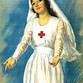 Red Cross Nurse - Ww1 by War Is Hell Store