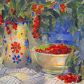 Red Currants by Sue Wales
