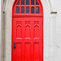 Red Door by Christopher Holmes