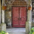 Red Door by Penny Neimiller