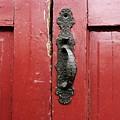 Red Door by Rochelle Evonne Pigman