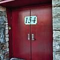 Red Doors by Sheri Bartoszek