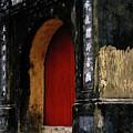 Red Doorway by Shaun Higson