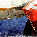 Red Dory by Peter J Sucy