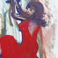 Red Dress by Jennifer K Machado