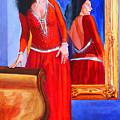 Red Dress by John Tartaglione