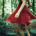Red Dress by Megan Mullins