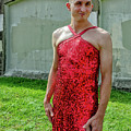 Red Dress Run - Nola 7 by Kathleen K Parker