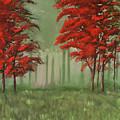Red Fall  by Jamie Bishop