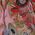 Red Flower by Michelle Spiziri