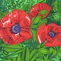 Red Flower by Will Stevenson