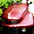 Red Ford by Artie Rawls