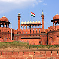 Red Fort New Delhi by Aidan Moran