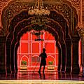 Red Gaurd by Rick Bragan