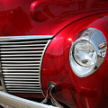 Red Grill by Carl Hinkle