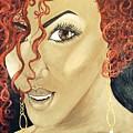 Red Head by Carlaj Sanders
