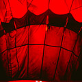 Red Hot Air Balloon by Thomas Marchessault