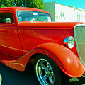 Red Hot Rod by Jeff Swan