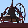 Red Iron Bell by Colleen Cornelius