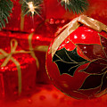 Red Is Christmas by Iryna Goodall