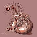 Red Jewels by Deborah Benoit