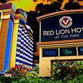 Red Lion Hotel In Spokane by Ben Upham III