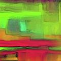 Red Meets Green by Daniel Benson