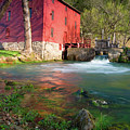 Red Mill by Steve Stuller